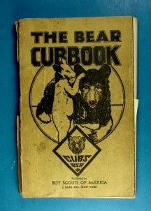 The Bear Cubbook 1938