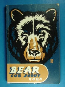 Bear Cub Scout Book 1952