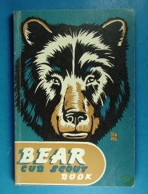 Bear Cub Scout Book 1950