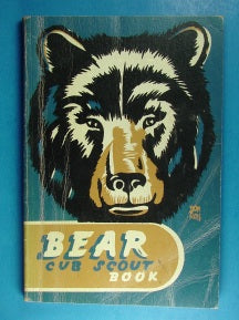 Bear Cub Scout Book 1948