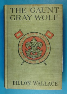 The Gaunt Gray Wolf