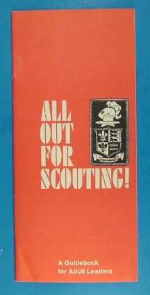 All out for Scouting- A Guidebook for adult Leaders