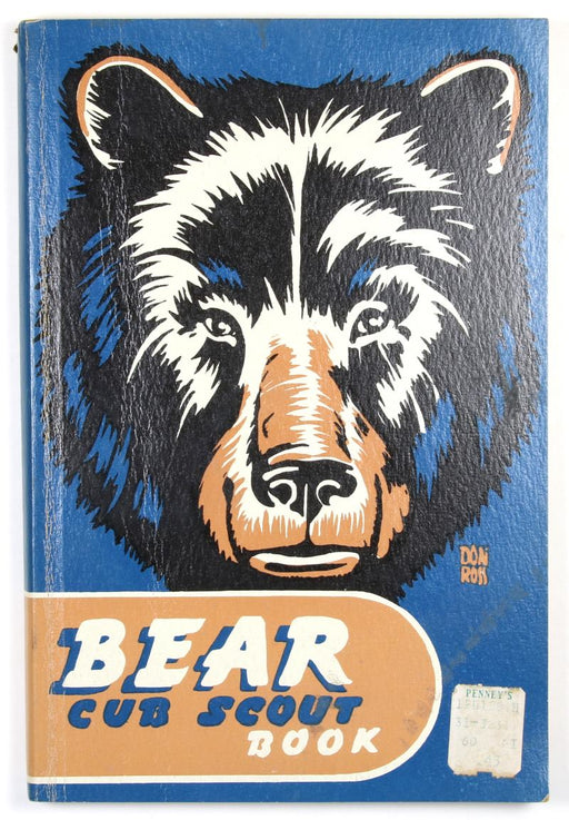 Bear Cub Scout Book 1953