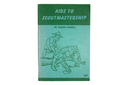 Aids to Scoutmastership Booklet 1945