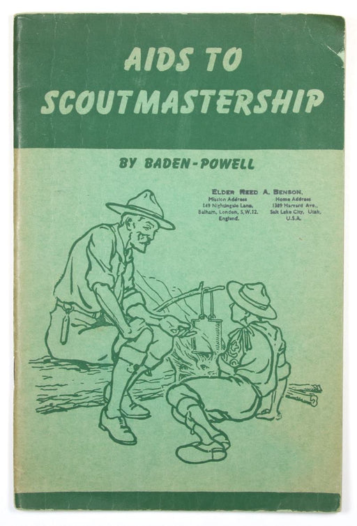 Aids to Scoutmastership Booklet 1946