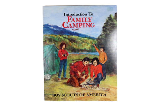 Introduction to Family Camping Book
