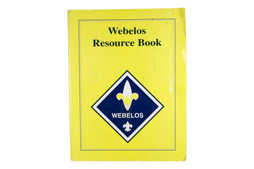 Webelos Resource Book