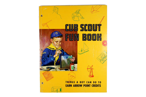 Cub Scout Fun Book