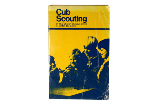 Cub Scouting in the LDS Church 1977