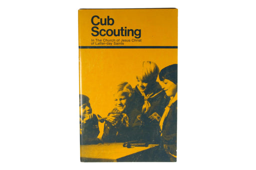 Cub Scouting in the LDS Church 1974
