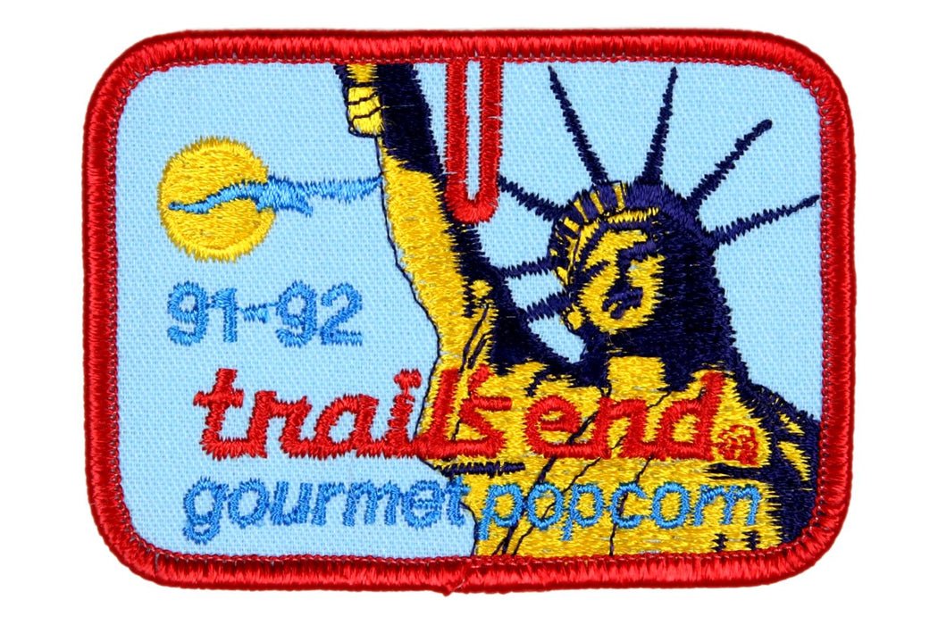1991-92 Trail's End Popcorn Patch