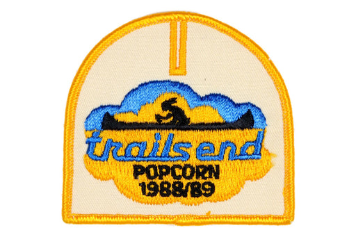 1988-89 Trail's End Popcorn Patch