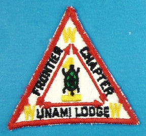 Lodge 1 Patch X-1