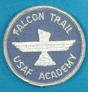 Falcon Trail Patch