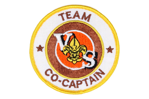 Team Co-Captain Patch
