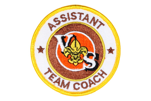 Assistant Team Coach Patch