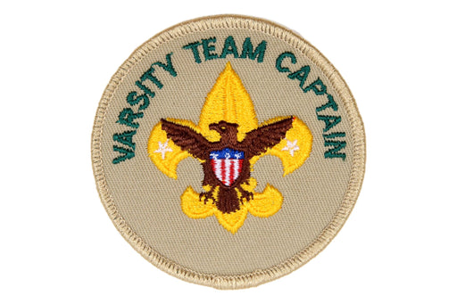 Varsity Team Captain Patch