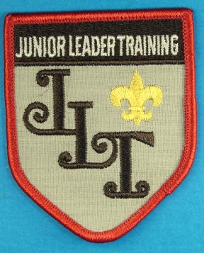 Junior Leader Training Patch 1970s