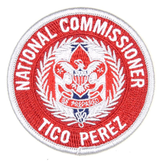 National Commissioner Patch Tico Perez