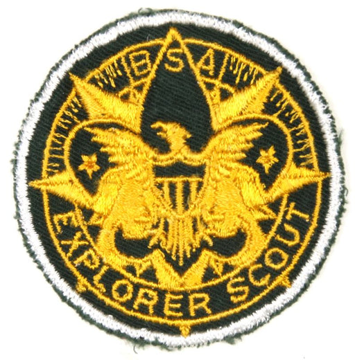 Explorer Scout Universal Medallion Patch