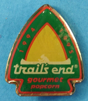1994-95 Trail's End Popcorn Pin