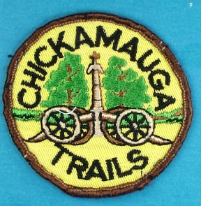 Chickamauga Trails Patch