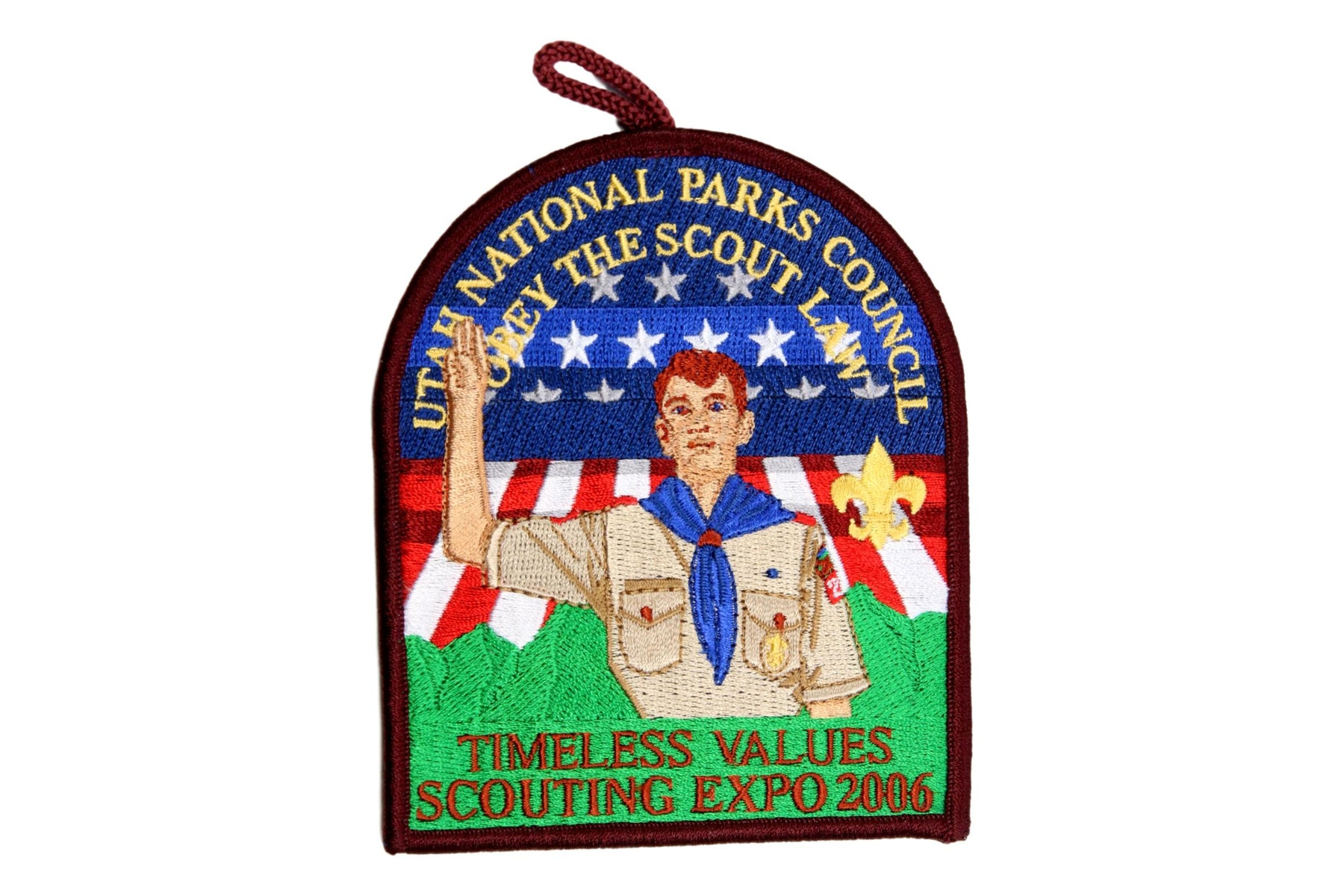 2006 Scout Expo Patch