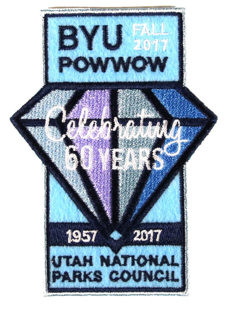 2017 Fall BYU Merit Badge Pow Wow Patch