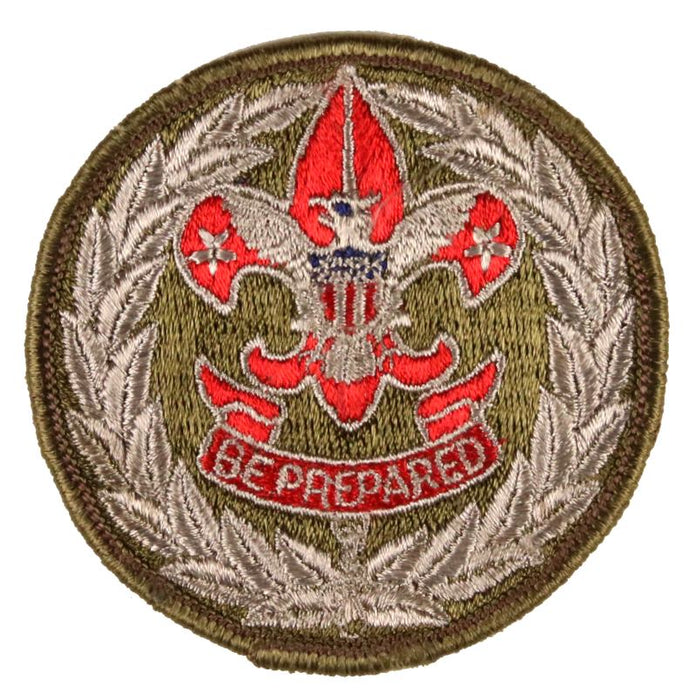 Scout Executive Patch 1960s