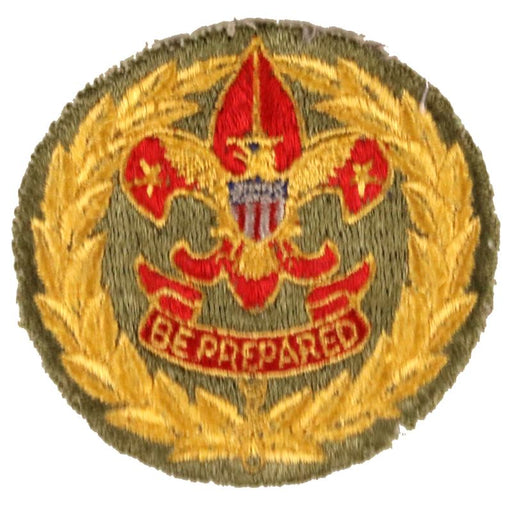 Assistant Field Executive Patch 1930s