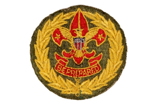 Assistant Field Executive Patch 1950s
