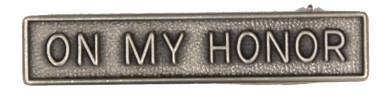 On My Honor LDS Youth Ribbon Bar Only