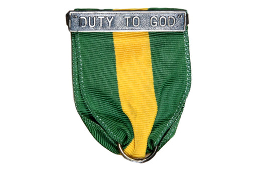 Duty to God Ribbon Only