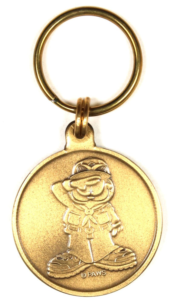 Garfield Key Chain