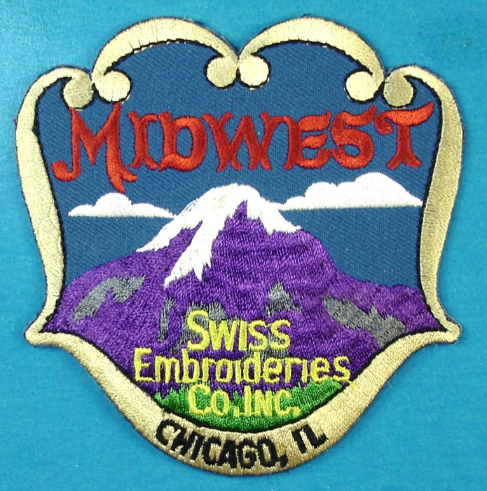 Midwest Embroidery Company Patch