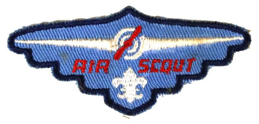 Air Scout Apprentice Patch