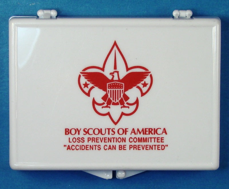 BSA Loss Prevention Committee Personal First Aid Kit