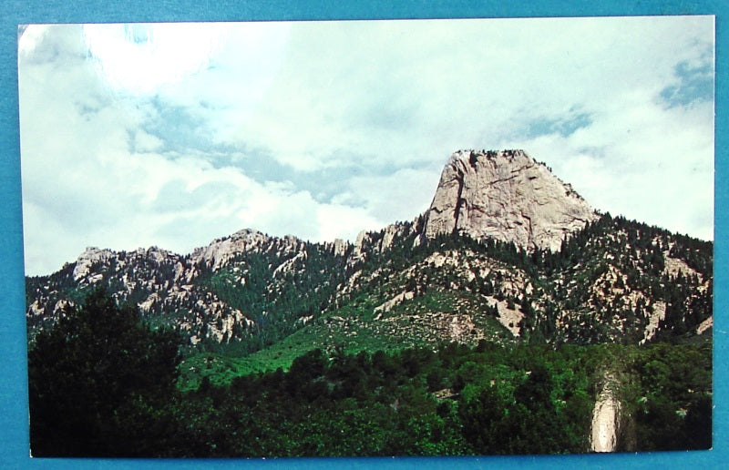 Philmont Tooth of Time Post Card