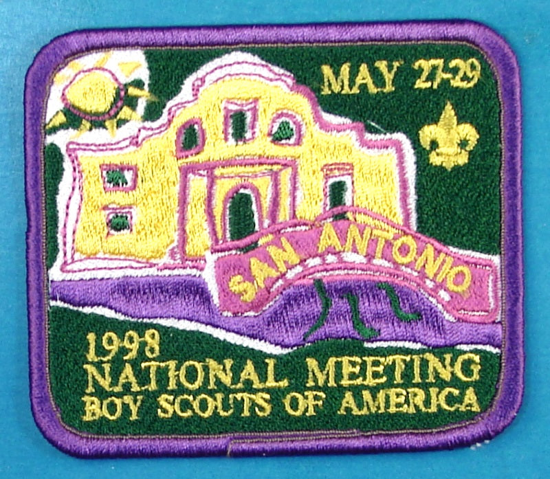 1998 Nation Meeting of the BSA