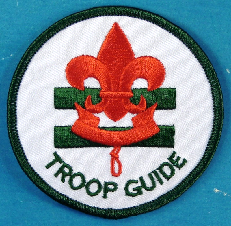 Troop Guide Patch