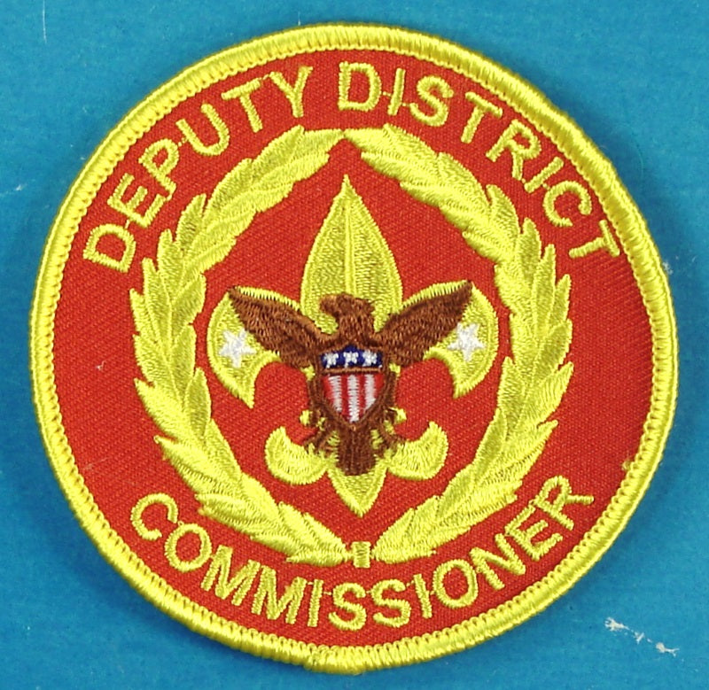 Deputy District Commissioner Patch