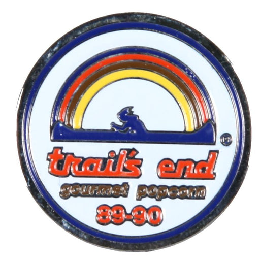 1989-90 Trail's End Popcorn Pin