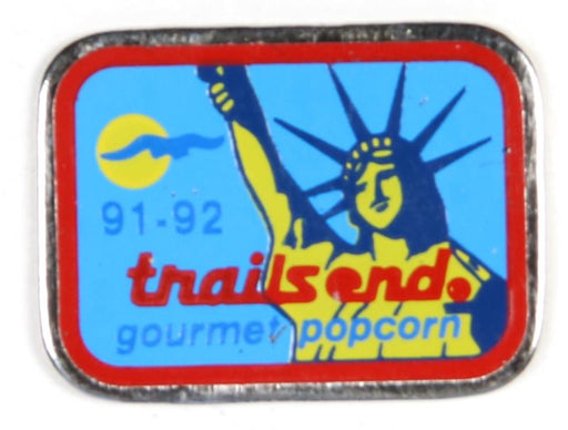 1991-92 Trail's End Popcorn Pin