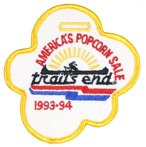 1993-94 Trail's End Popcorn Patch