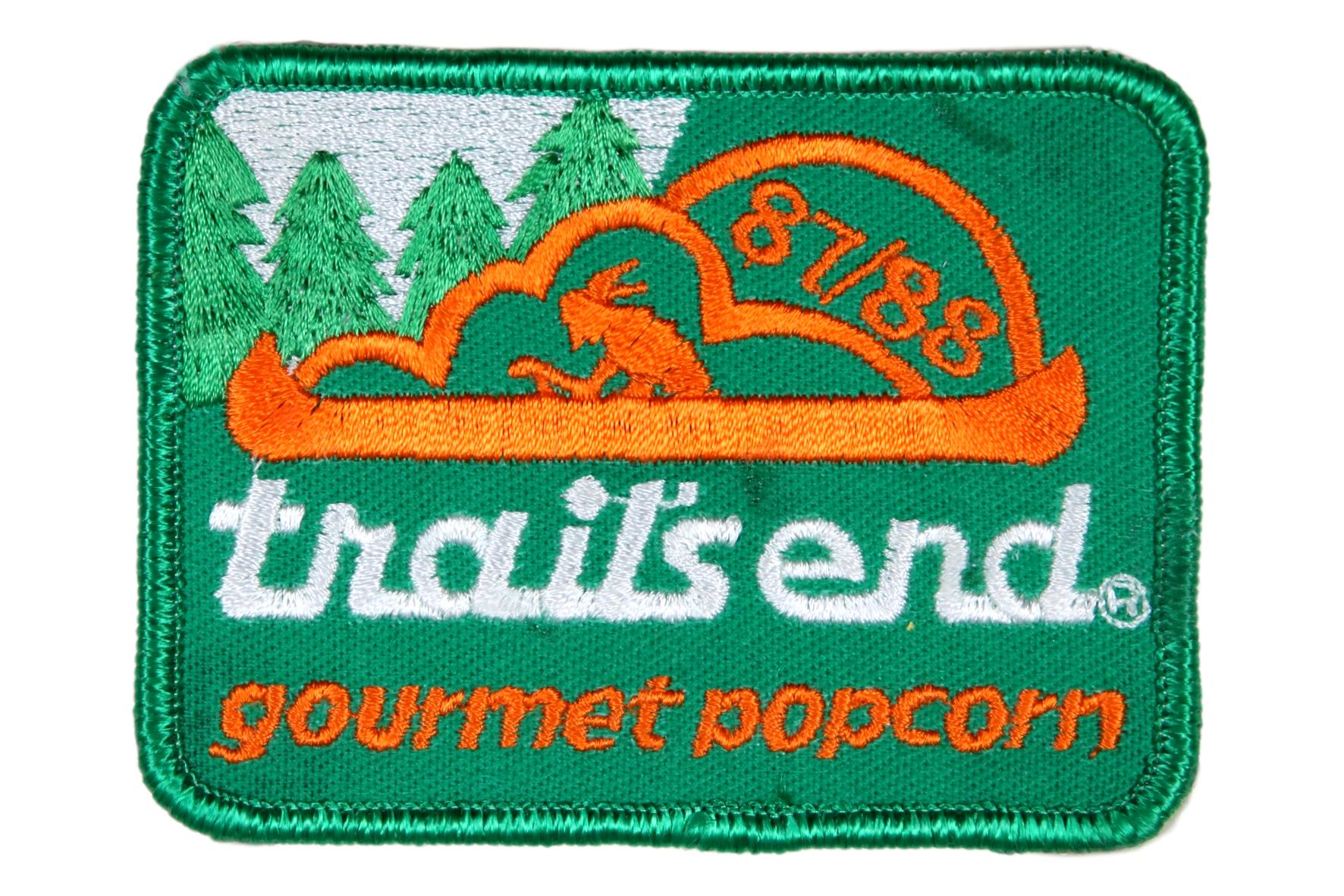 1987-88 Trail's End Popcorn Patch