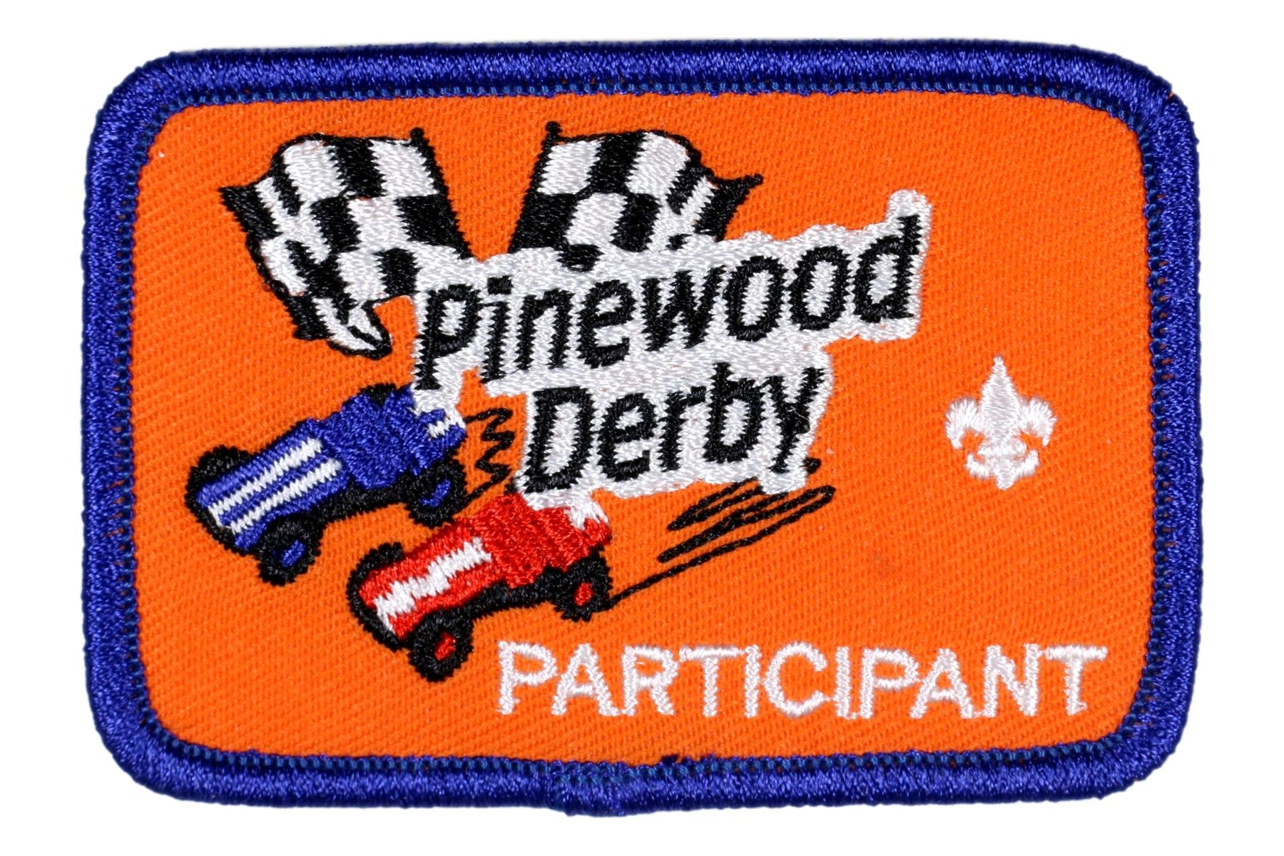 Award - Pinewood Derby Participant Patch