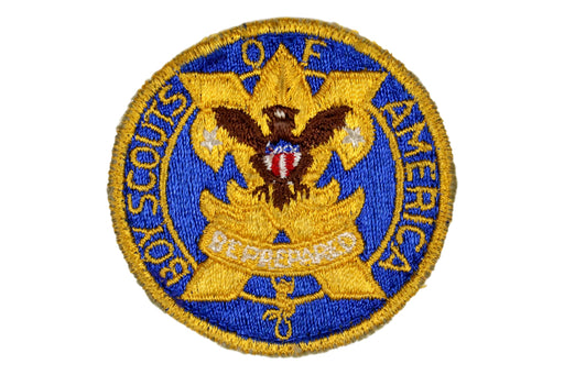 10 Year Veteran Patch Roman Numerals