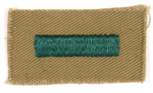 Assistant Patrol Leader Patch 1940s