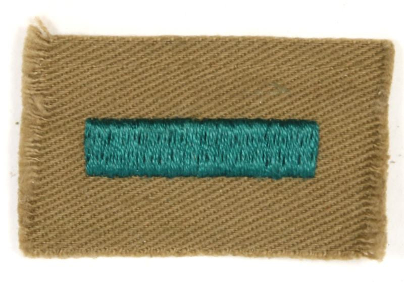Assistant Patrol Leader Patch 1930s