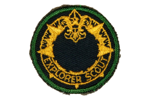 Explorer Scout Apprentice Patch